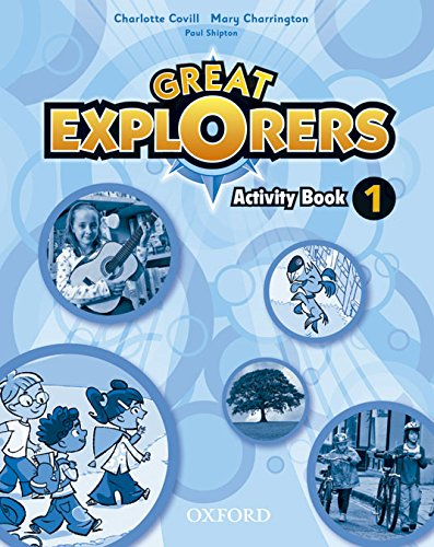 Great Explorers 1: Activity Book - 9780194507011