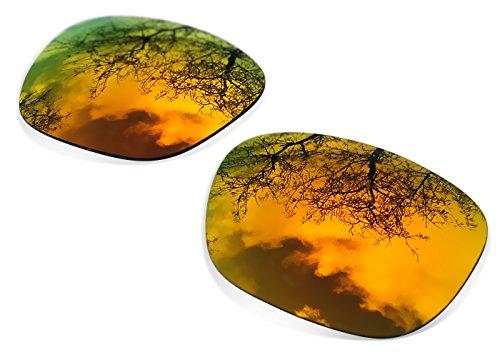 sunglasses restorer Lentes de Recambio para Oakley Holbrook, Fire Iridium Polarizadas