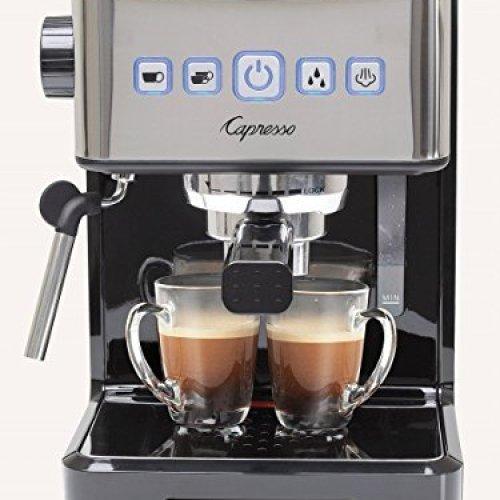 Capresso 124.01 Ultima Pro Programmable Pump Espresso Machine