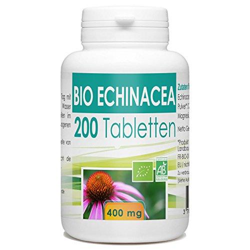 Bio Echinacea - 400g - 200 tabletten