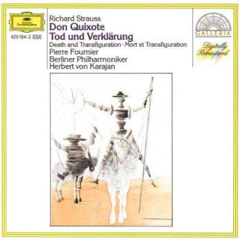 Richard Strauss : Don Quichotte. Mort et Transfiguration
