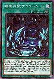遊戯王カード 暗黒神殿ザララーム(ノーマルパラレル) グランド・クリエイターズ(DBGC) | デッキビルドパック フィールド魔法 ノーマルパラレル