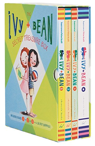Ivy and Bean's Treasure Box: (Beginning Chapter Books, Funny...