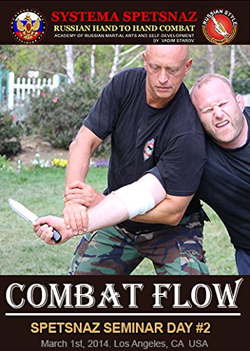 Hand-to-Hand Combat DVDs - 20 Self-Defense Training DVDs of Russian Martial Arts Systema Combat, Martial Art Instructional Videos 8