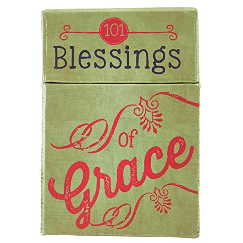Retro Blessings '101 Blessings of Grace' Cards - A Box of...