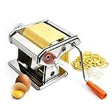 Machine à pâtes en acier inoxydable Machine à pâtes Pastamaker La...