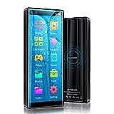 Lecteur MP3 MYMAHDI, Haute résolution et écran Tactile Complet, Lecteur...