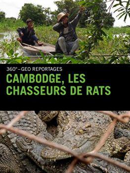 Cambodge, les chasseurs de rats