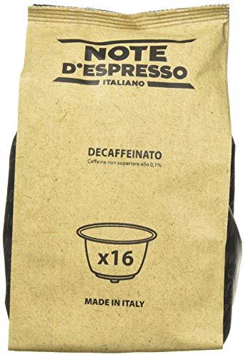 Note D'Espresso Decaffeinato, Capsule per caffè, esclusivamente compatibili con macchine Nescafé* e Dolce Gusto* 7 g x 96