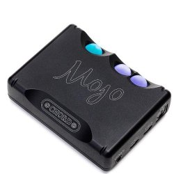 CHORD Electronics Mojo, ultimate DAC/Headphone Amplifier, USB, Coaxial, and Optical, Black