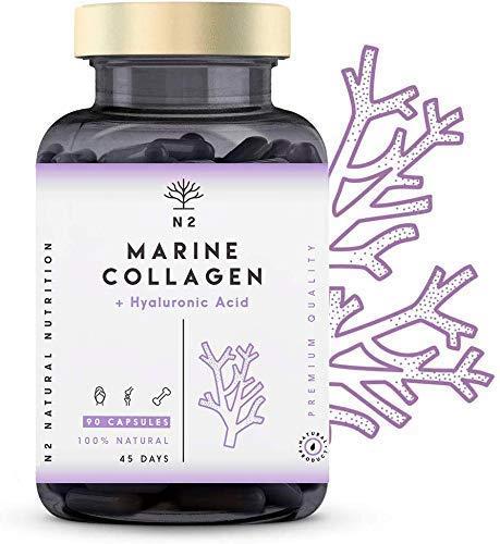 N2 Colágeno Marino Hidrolizado Magnesio Acido Hialurónico Vitamina C...