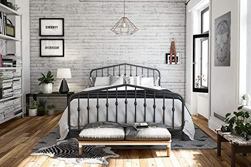 best heavy duty metal bed frame