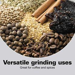 Fresh Grind Electric Coffee Grinder