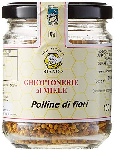 Apicoltura BIANCO - Polline di Fiori dal Parco Nazionale della Maiella - Abruzzo - Italy