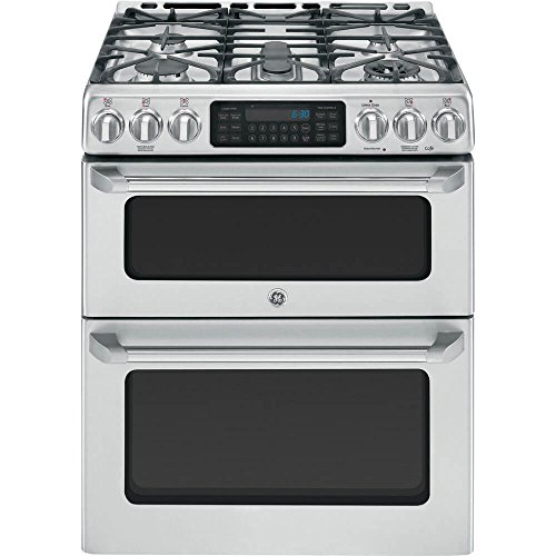 GE Cafe CGS990SETSS 30' Freestanding Gas Range with 5 Sealed...