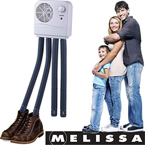Melissa scaldino per scarponi asciugascarpe elettrico, per stivali, stivali di gomma asciugatrice...