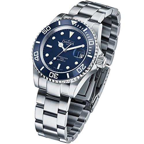 Ternos Ceramic Automatic Blue – Davosa