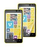 Muvit MUSCP0398 Pack de 2 Films de Protection d'Ecran pour Nokia Lumia 625 1...
