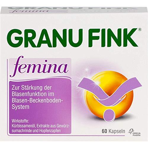 GRANU FINK femina Kapseln, 60 St. Kapseln