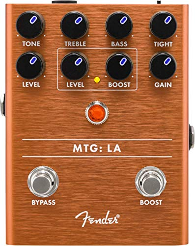 Fender MTG: LA Tube Distortion Pedal