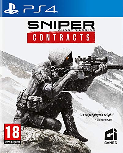 Sniper Ghost Warrior Contracts (PS4) [