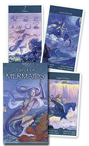 Tarot of Mermaids (Lo Scarabeo Series) (English and Spanish...