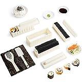 Sushi Maker Kit 10 PCS Moules à Sushi Cuisine Bricolage facile Kit de...