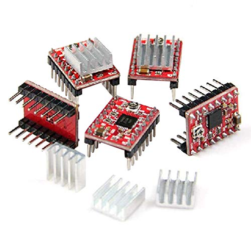 powerday A4988 StepStick Stepper Motor Driver