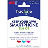 ($25 eGift Card Promotion) Tracfone Keep Your Own Phone 3-in-1 Prepaid SIM Kit