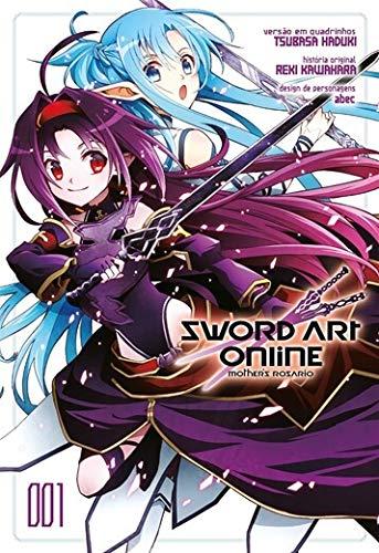 Sword art online: mother's rosario vol. 1