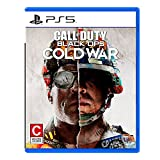 PS5 Call of Duty Black Ops: Cold War - Standard LATAM Spanish/English/French - PlayStation 5 (Video Game)
