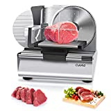 CukAid Electric Meat Slicer...