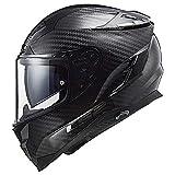 LS2 Helmets Challenger GT Full Face Street Helmet (Carbon - X-Large)