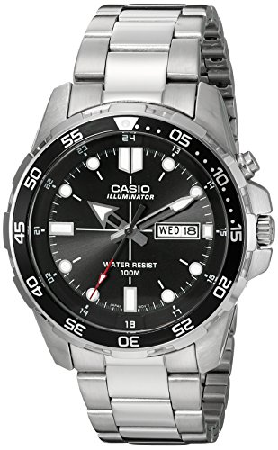 Casio Men's Super Illuminator Diver Watch