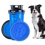 Bouteille d'eau portable pour chien, distributeur d'eau de voyage 2 en 1...