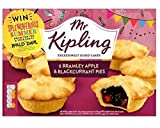 Mr Kiplings Bramley Apple and Blackcurrant Pie Bramley Apple and Blackcurrant pieces in a pastry case No artificial colors or flavors A English favorite! Product of the UK
