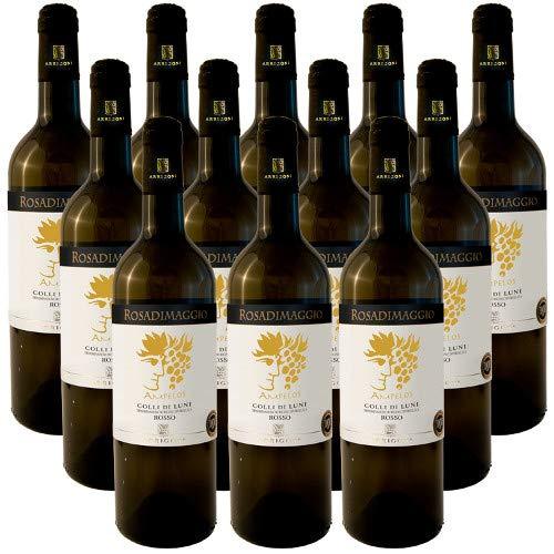 Colli Di Luni Rosso Doc Ampelos Rosadimaggio (12 bottiglie 75 cl.)