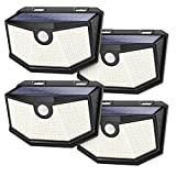 4-Pack Outdoor Solar...image