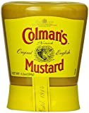 Colman's Mustard has been the favoured mustard of both the Royal Family and the British nation since 1814 Convenient squeeze bottle for ease of use To enjoy Colman's in true British style pair with roasts, sausage, cold meats, or liven up your sandwi...