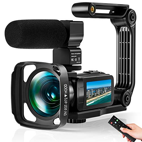 51kEsw6SolL - The 7 Best Budget Camcorders