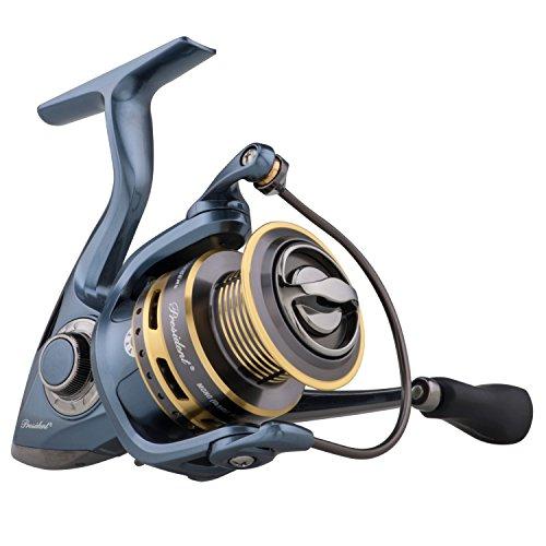 Pflueger PRESSP20B President Spinning Fishing Reel