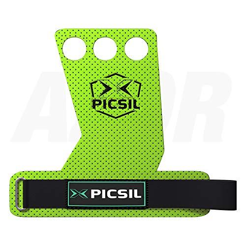PICSIL AZOR Grips 3H - Calleras para Crossfit Grips Gymnastics,...