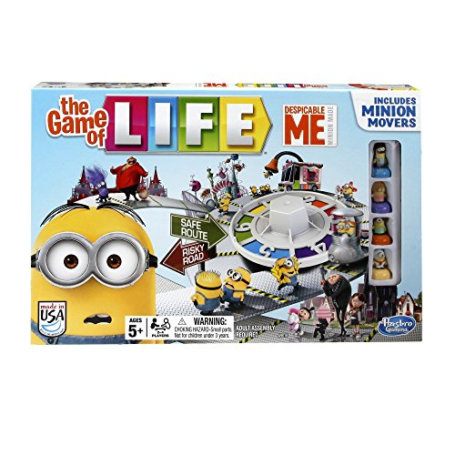 Despicable Me Minion The Game of Life Game
