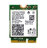Intel 9560NGW Dual Band Wireless-AC 9560 Bluetooth 5.0 WiFi Card G86C0007S810
