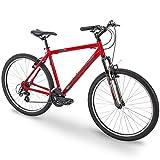 Royce Union 27.5' RMA Men's 21-Speed All-Terrain Mountain Bike, Red