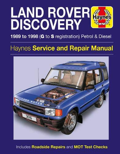 LAND ROVER DISCOVERY PETROL&DIESE