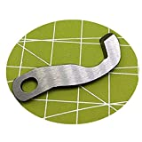 YICBOR Upper Knife #XB1687001 for Brother Serger- 3034D, 4234D, 4234DT, 5234PRW