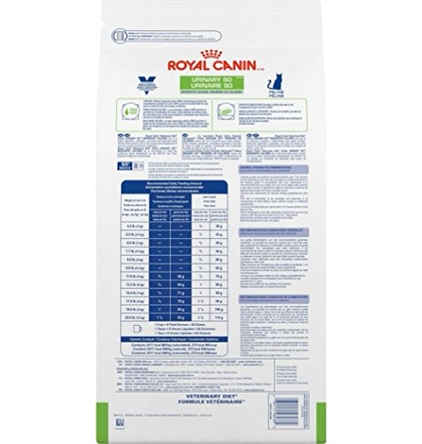 Product Image 5: Royal Canin Veterinary Diet Urinary SO Moderate Calorie Dry Cat Food 3.3-lb bag