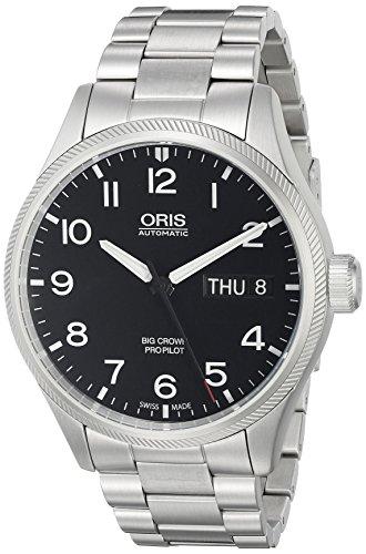 Oris Herren-Armbanduhr 45mm Schweizer Automatik 01 752 7698 4164-MB