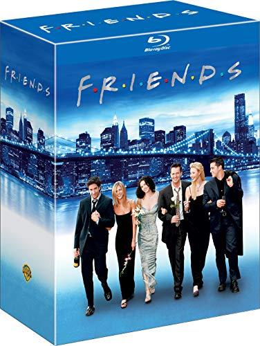 Pack Friends Temporada 1-10 Colección Completa Blu-Ray Blu-